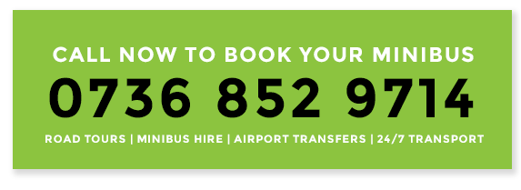 Minibus hire Northern Ireland, Belfast & Dublin